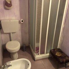 Отель Affittacamere La Citta Vecchia Генуя ванная