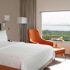 Отель Fiesta Inn Cancun Las Americas Мексика, Канкун - 1 отзыв об отеле, цены и фото номеров - забронировать отель Fiesta Inn Cancun Las Americas онлайн комната для гостей фото 3