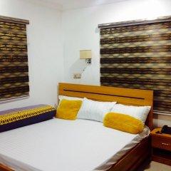 K-Yellow Hotel & Resort комната для гостей фото 2