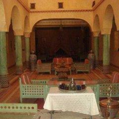 Отель Kasbah Lamrani Марокко, Уарзазат - отзывы, цены и фото номеров - забронировать отель Kasbah Lamrani онлайн интерьер отеля