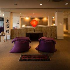 Отель Wataya Besso Кашима интерьер отеля