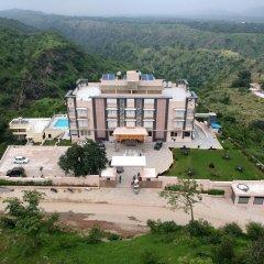 Отель The G Mount Valley Resort & Spa пляж