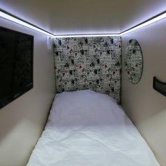 Hostel People сейф в номере