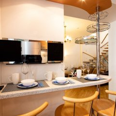 Апартаменты Old Riga Apartments удобства в номере фото 2