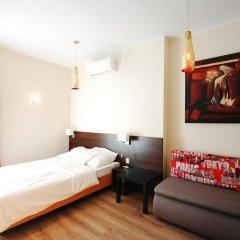 Hipnotic Hostel Сопот комната для гостей