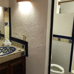 Hotel Arcoiris ванная