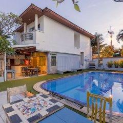Отель Wind Field Resort Pattaya бассейн фото 2
