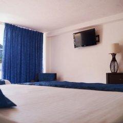 Отель San Marino сейф в номере