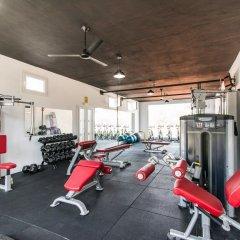 Hotel Na Taconera фитнесс-зал фото 2