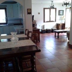 Отель Conjunto de Turismo Rural La Tablá питание