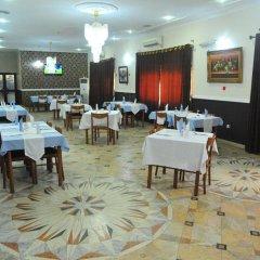 Отель Peemos Place Warri питание