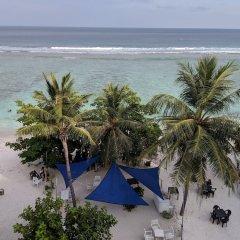 Бутик-Отель Huvan at Hulhumale' пляж фото 2