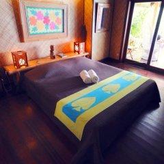 Отель Enjoy Villa Pool And Beach Французская Полинезия, Папеэте - отзывы, цены и фото номеров - забронировать отель Enjoy Villa Pool And Beach онлайн комната для гостей фото 2