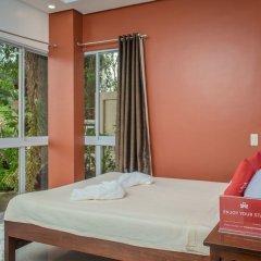 Отель ZEN Rooms Basic Jacana Road Palawan Филиппины, Пуэрто-Принцеса - отзывы, цены и фото номеров - забронировать отель ZEN Rooms Basic Jacana Road Palawan онлайн комната для гостей фото 3