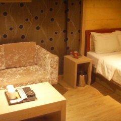 Отель Sky Motel Jongno Южная Корея, Сеул - отзывы, цены и фото номеров - забронировать отель Sky Motel Jongno онлайн комната для гостей фото 5