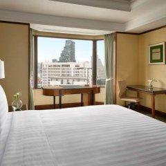Отель Shangri-la Bangkok сейф в номере