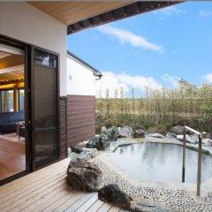 Отель Kannawaen Беппу бассейн фото 2