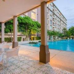 Отель Baan Peang Ploen by Vee бассейн фото 6