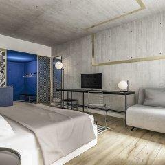 Arche Hotel Geologiczna комната для гостей