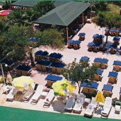 Kilikya Hotel Турция, Силифке - отзывы, цены и фото номеров - забронировать отель Kilikya Hotel онлайн пляж фото 2