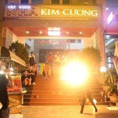 Отель Kim Cuong Da Lat Далат помещение для мероприятий