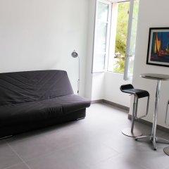 Отель Okeanos Apartment Франция, Ницца - отзывы, цены и фото номеров - забронировать отель Okeanos Apartment онлайн комната для гостей фото 2