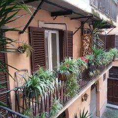 Отель Delsi Suites Pantheon Италия, Рим - отзывы, цены и фото номеров - забронировать отель Delsi Suites Pantheon онлайн балкон
