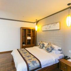 Manxin Hotel комната для гостей