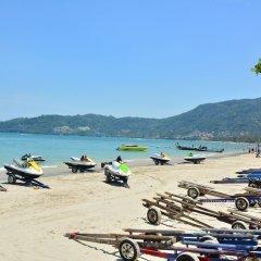Отель Pride Beach Resort пляж