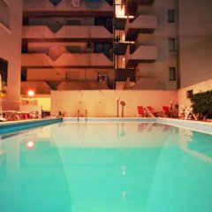 Отель Costa D'oro Римини бассейн фото 2
