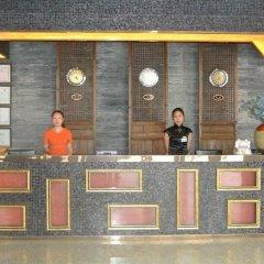 Отель Shenzhen Junyi Mingdian Inn Xili Шэньчжэнь интерьер отеля фото 2