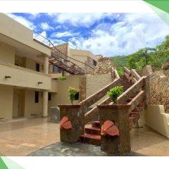 Отель Castillo Blarney Inn Мексика, Педрегал - отзывы, цены и фото номеров - забронировать отель Castillo Blarney Inn онлайн балкон