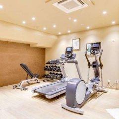Hotel Bearnais фитнесс-зал