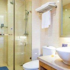 Отель Golden Bridge Garden Hotel Китай, Сямынь - отзывы, цены и фото номеров - забронировать отель Golden Bridge Garden Hotel онлайн ванная фото 2