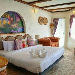 Swiss Hotel Pattaya комната для гостей фото 5