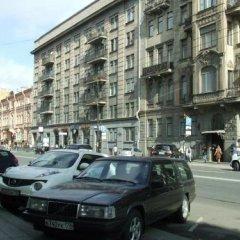 Гостиница Kvartira in Bak House парковка