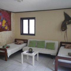 Отель Bora Bora Ecolodge комната для гостей фото 2