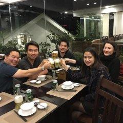 Hoang De Hotel Далат питание