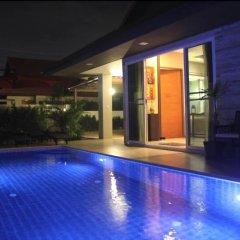 Отель The Ville Pool Villa Jomtien бассейн