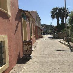 Antik Ridvan Hotel Чешме парковка