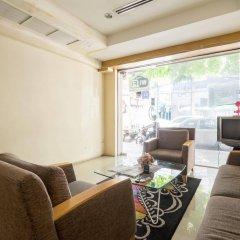 Отель Talai Suites Бангкок комната для гостей