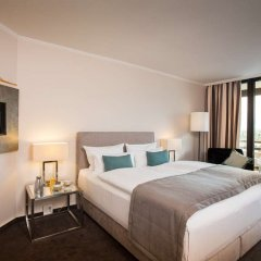 Отель Lindner Congress Hotel Германия, Дюссельдорф - отзывы, цены и фото номеров - забронировать отель Lindner Congress Hotel онлайн комната для гостей фото 5