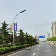 Отель Junyi Hotel Китай, Сиань - отзывы, цены и фото номеров - забронировать отель Junyi Hotel онлайн парковка