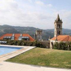 Отель Casa da Quinta da Calçada Португалия, Синфайнш - отзывы, цены и фото номеров - забронировать отель Casa da Quinta da Calçada онлайн бассейн фото 2