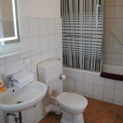 Отель Franconia City Hotel Германия, Нюрнберг - отзывы, цены и фото номеров - забронировать отель Franconia City Hotel онлайн ванная фото 2