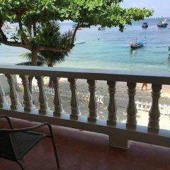 Отель Coral View Apartment Таиланд, Мэй-Хаад-Бэй - отзывы, цены и фото номеров - забронировать отель Coral View Apartment онлайн балкон