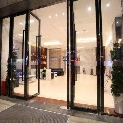 Отель City Comfort Inn фитнесс-зал