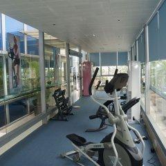It World Hotel фитнесс-зал