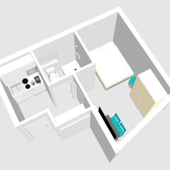 Апартаменты Room 5 Apartments Зальцбург удобства в номере