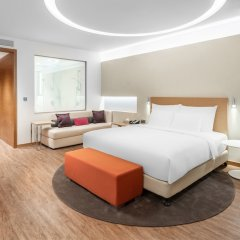 Radisson Blu Hotel & Residence, Riyadh Diplomatic Quarters комната для гостей фото 2